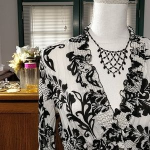 Worthington Blouse Top